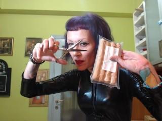 Miss Wagon Vegan Food Porn - La spesa veg che mi ha fatto il mio moneyslave
