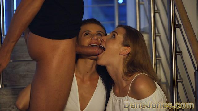 Lesbické krásky nůžky