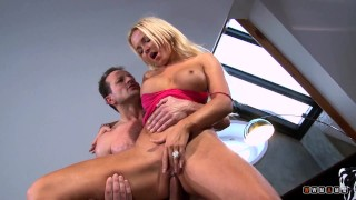 Blondie's Butt Hole fucked like Never Before
