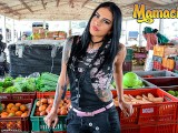 MAMACITAZ - Gorgeous Tattooed Latina Amateur Tricked Into Rough Sex