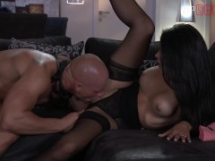 VIPSEXVAULT - Horny Couple Fucks Passionately After Tinder Date