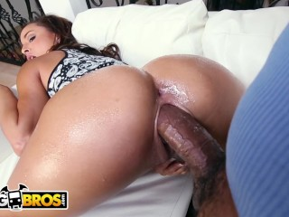 Bangbros tiny relentlessly pounded diesel...