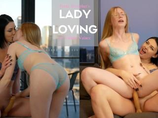 Lady loving fuck...