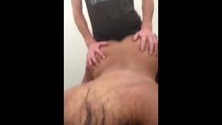 Doggy style Asian pinay / Filipina girl (quick clip)