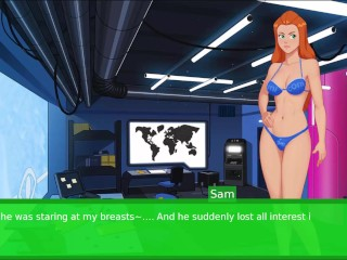 Totally Spies Paprika Trainer Uncensored Gameplay Episode 9