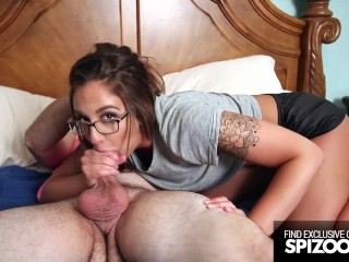 Layla london sharing cock with demi lowe spizoo...