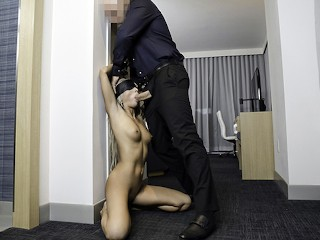 MYLFDOM - Sexy Blonde Takes A Pounding From Dominant BWC