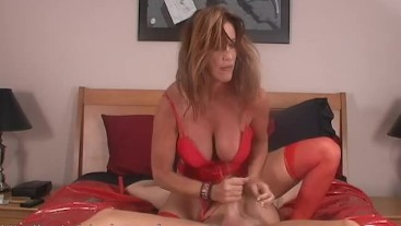 Rachel Steele  HJBound- Mom is milking stepson