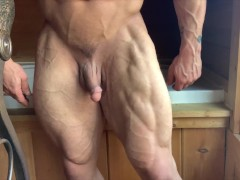 Cabin Fever Muscle Worship