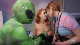 Behind The Scenes of The Area 51 Sex Tape