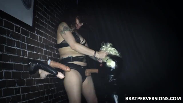 Strap-on Sessions: Dildo Goddess in Charge 12