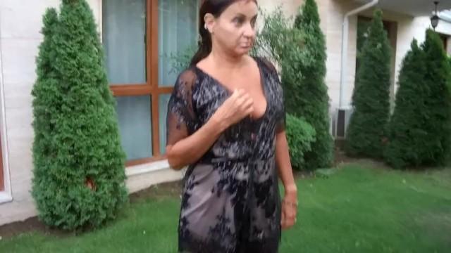 Anal Adventures of Russian Matyurka Alina Tumanova and Son
