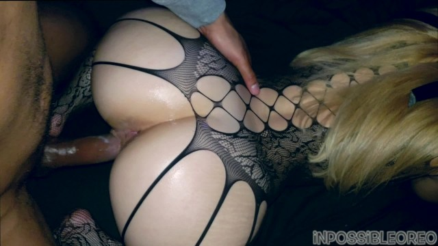Bbc in ass Pawg burglar keeps breaking into my house to fuck my bbc while wife is gone