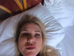 Sexy Girl Fucking Dildo until Creamy Orgasm