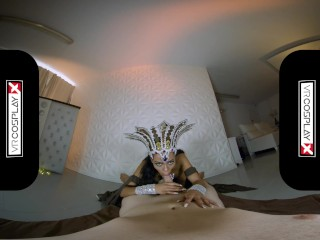 VRCosplayX Vampire Queen Of The Damned Akasha Cumming With You
