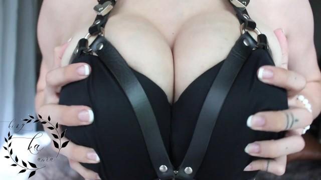 Femdom - Tit Smothering 24