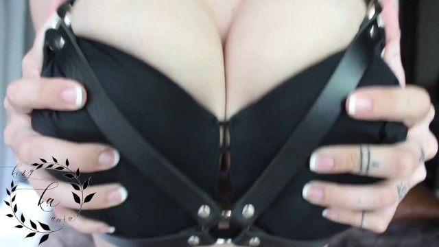 Femdom - Tit Smothering 13