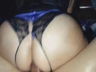 I let a super fan fuck me for one night and cum inside my ass!