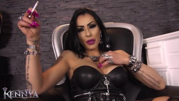 Mistress Kennya : You will end up doing anything for Me