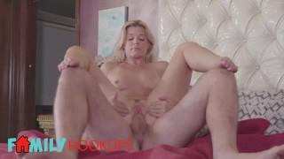 Family Hookups- Fit blonde stepmom India Summer
