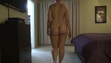 All Natural Walk and Ass Muscles- a Dani Sorrento custom clip