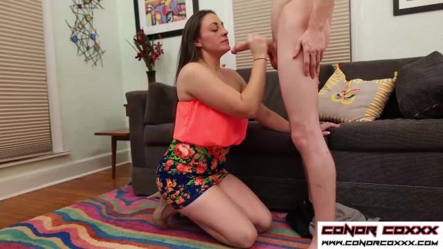ConorCoxxx-Blackmailing My Slutty Stepmom For Sex With Melanie Hicks