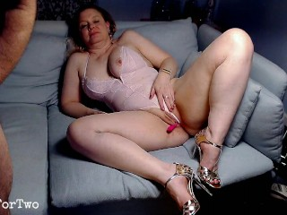 Watching naughty america porn while camming on chaturbate...