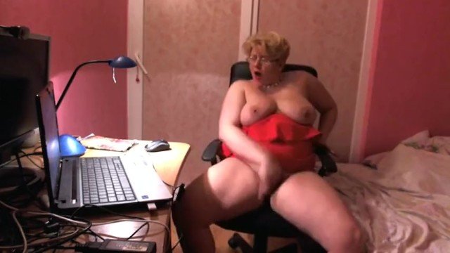BBW;Blonde;Masturbation;MILF;Squirt;Verified Amateurs;Cosplay;Solo Female;Female Orgasm masturbate, orgasm, squirting, mom, mother, chubby