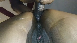 BBC ANAL PAIN AND PLEASURE (OOPS DEEP MESSY ANAL) !!!