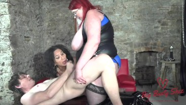 Shez and Mr E Dungeon Sissy
