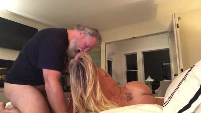 Handmade sex tape with brandi