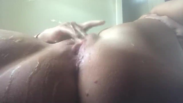 PAWG's Early Morning Squirt