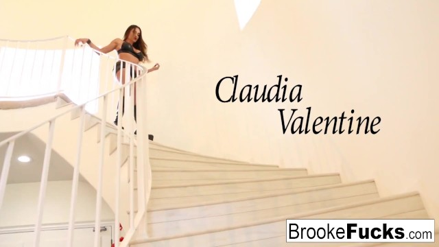 Claudia discovers the beauty of Brookes body 14