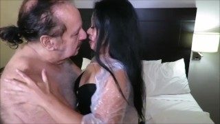 GasmaskGirl Ron Jeremy Me Love You Long Time