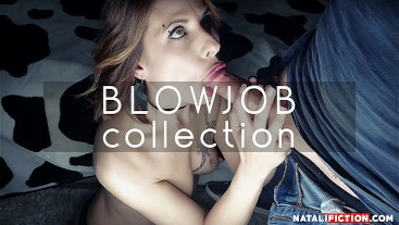 Blowjob Collection Episode #4 - Your cock, my vice...