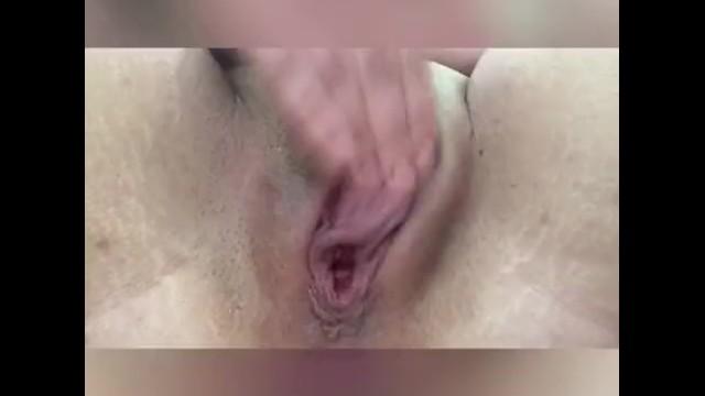 SUPER wet pussy 19