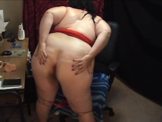 Bbw sex show ass worship session show recorded...