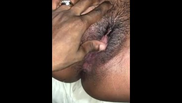 cheating wife got her pussy ponded and squirt on black dick