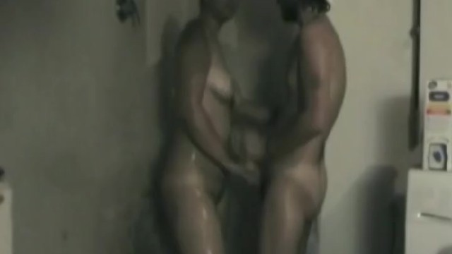 Italian Amateur Gets Naked And Wet While At Home 15