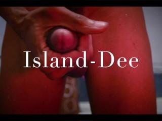 Jamaican Big Dick Masturbates And Cum After Shower! (island-Dee)
