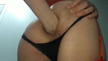 Being Horny and Fisting my Asshole :3