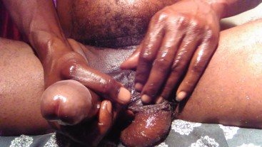 Load Moaning About My Big Black Uncut Wet Dick Cumming Hard For You Bitch
