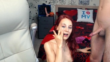 LIVE SHOW from 11 October 2019 on ManyVids - MV Live - Blowjob and Facial