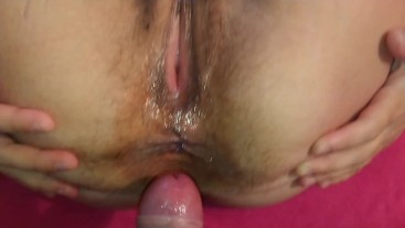 Tight painful anal pleasure and pain