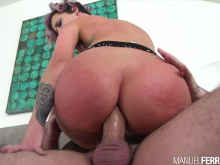 Jada stevens booty queen lets manuel booty...