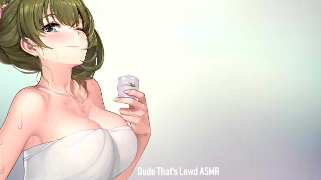 """Step Mommy's Special """"Gift"""" (ASMR)"""