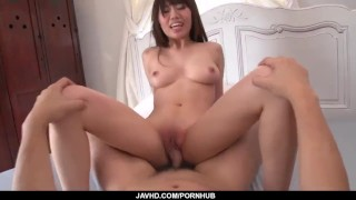 Complete nudity and cock sucking by Chisa Hoshino - More at javhd net