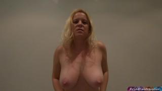 Your stepmom seduces and fucks you before dinner (POV) - Erin Electra