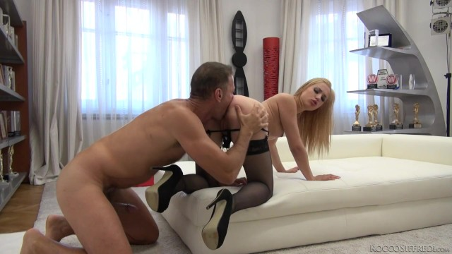 RoccoSiffredi Can She Handle This HUGE Dick? 16