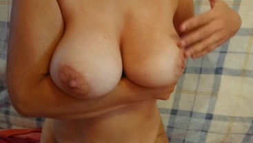 Big tits play and some fucking